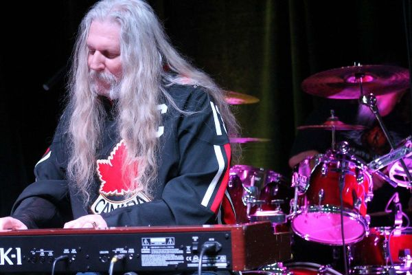 Goldy McJohn Keyboardist Steppenwolf a