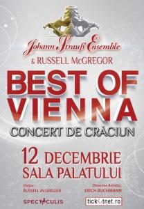 Johann Strauss Ensemble 12 decembrie