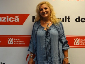 Maria Gheorghiu la Radio Romania 2017