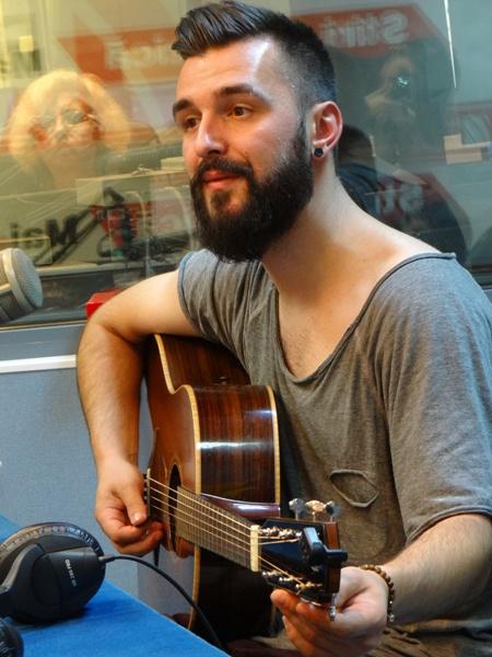 CeZar la Radio Romania 2017
