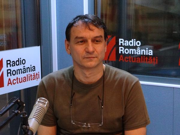 Andrei Paunescu la Radio Romania 2017