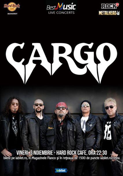 Cargo 3 noiembrie