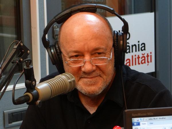 Nicu Alifantis la Radio Romania 2017