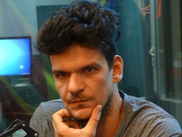 Tudor Chirila la Radio Romania 2017