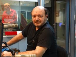 Victor Socaciu la Radio Romania 2017