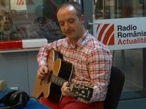Vlad Cretu la Radio Romania 2017