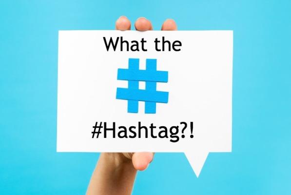 hashtag a