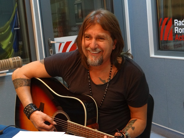 Adrian Sarmasan la Radio Romania 2017