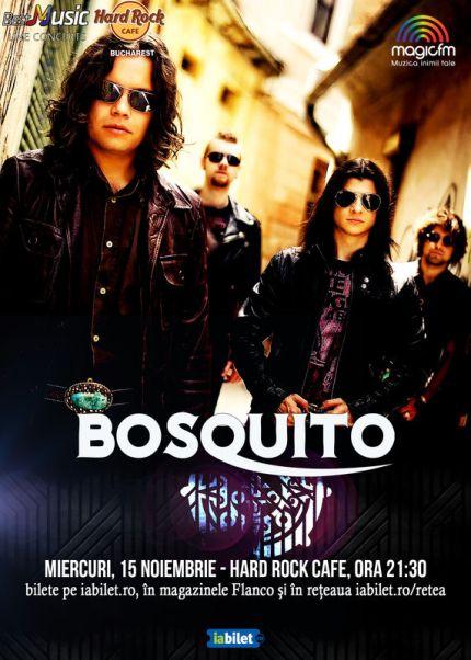 Bosquito 15 noiembrie