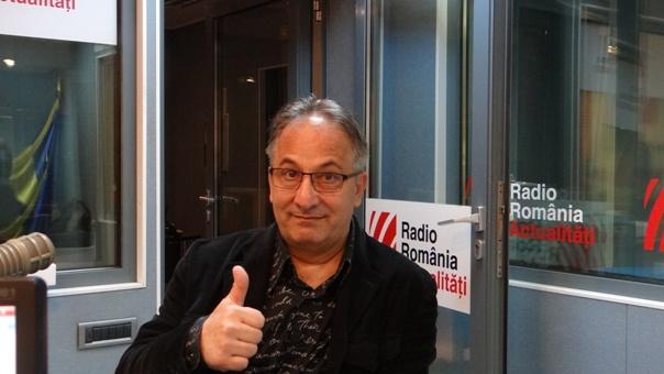 Cristian Gretcu la Radio Romania 2017