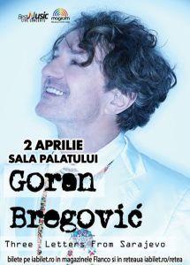 Goran Bregovic 2 aprilie 2018