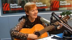 Mihaela Bustuchina Vlaicu la Radio Romania 2017