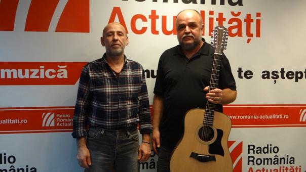 Stefan Mardale si Catalin Radulescu la Radio Romania 2017