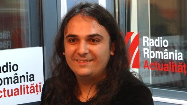 Codrut Croitoru la Radio Romania 2018