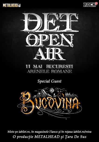 DET Open Air  11 mai