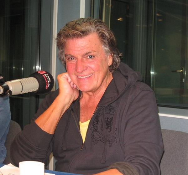Florin Piersic la Radio Romania 2009