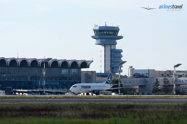 Aeroport-Henri-Coanda Bucuresti