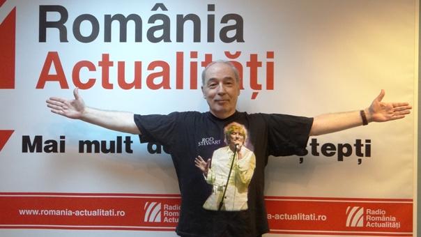 Andrei Partos Psihologul muzical Radio Romania Actualitati 2018