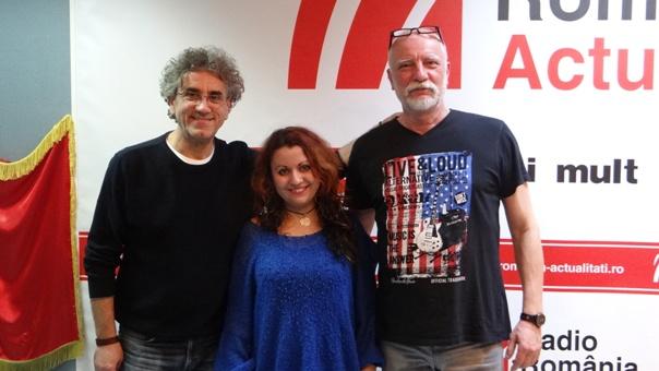 Dusty Ride la Radio Romania 2018