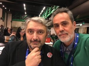 Eddy Anselmi si Stefan Naftanaila