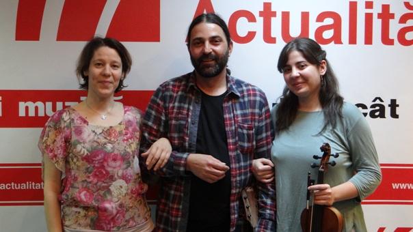 grupul folk om bun la Radio Romania 2018