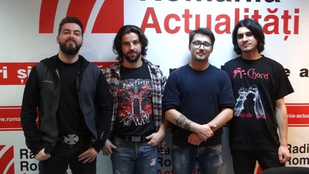 A-Chord la Radio Romania 2018