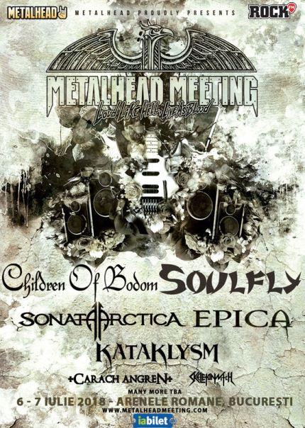 Metalhead Meeting Festival 7 iulie