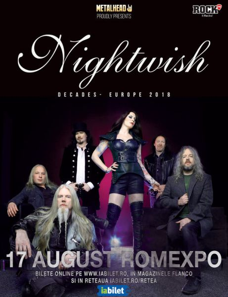 Nightwish 17 august