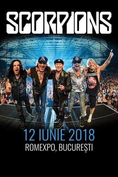 Scorpions 12 iunie