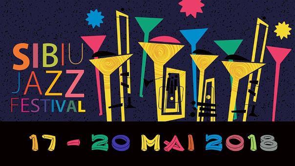 Sibiu Jazz Festival 20 mai 2018