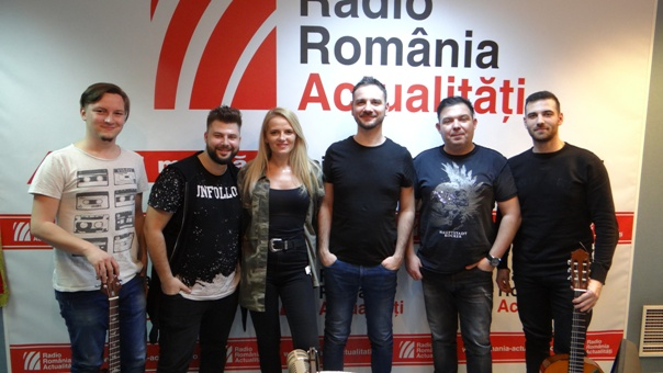 The Humans la Radio Romania 2018