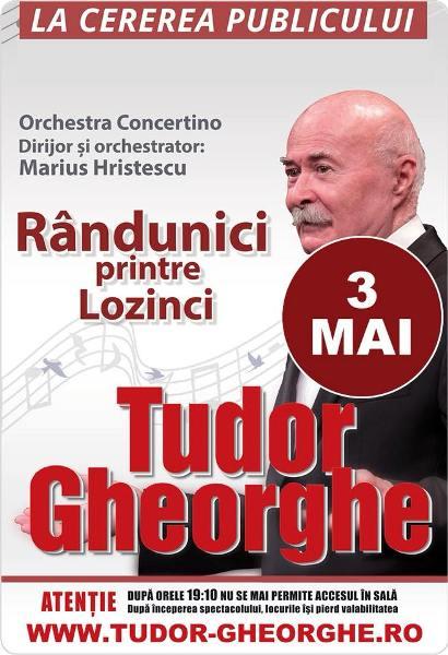 Tudor Gheorghe 3 mai