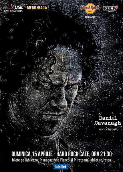 Daniel Cavanagh Anathema 15 aprilie