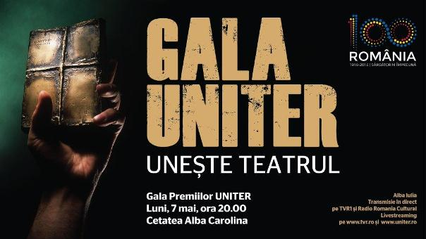 GALA PREMIILOR UNITER 7 mai