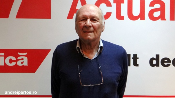Ionel Ucu Bratu Voicescu la Radio Romania 2018 a