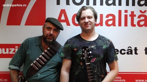 Marcian Petrescu si Mihai Alexandru Tacoi la Psihologul muzical 2018 a