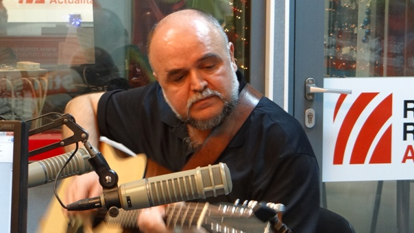 Stefan Mardale la Radio Romania 2017