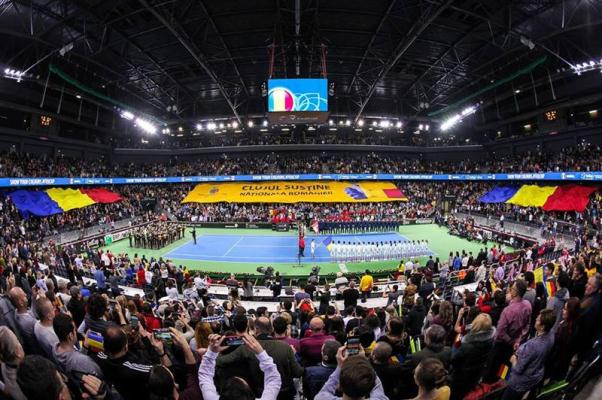 cluj tenis fed cup