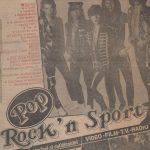 Pop Rock & Sport,  numarul 1 din 1991 (click pe imagine pentru a mări)