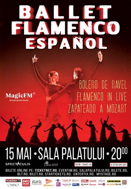Ballet Flamenco Espanol 15 mai
