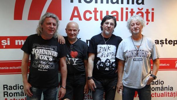 Ceata Blue la Radio Romania Actualitati 2018