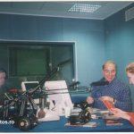 Cristian Topescu Cristel Ungar la Radio Romania 2005a