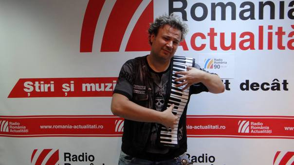 Dan Helciug la Radio Romania 2018