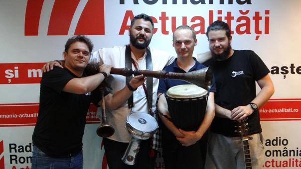 Lupus Dacus la Radio Romania 2018