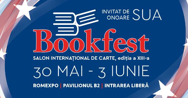 bookfest 3 iunie 2018