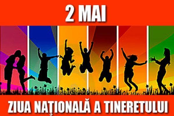 ziua tineretului 2 mai a