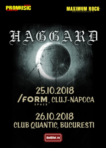 Haggard 26 octombrie