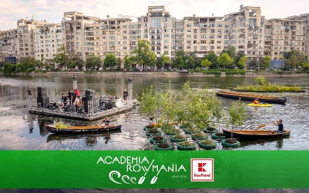 Lansare Academia Rowmania a
