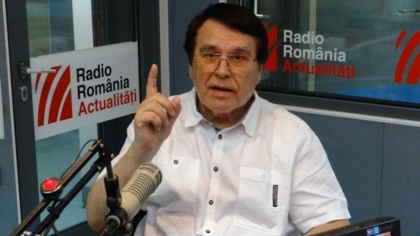 Marius Teicu la Radio Romania 2018