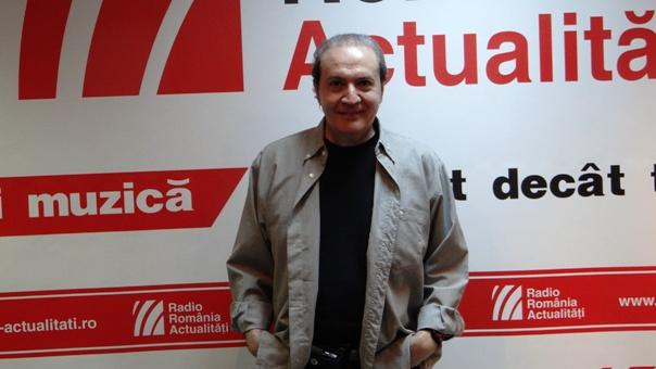 Mircea Romcescu la Radio Romania 2018